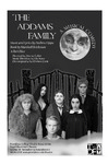 The Addams Family Playbill by Providence College