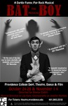 Bat Boy Poster by Providence College