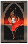 Blackfriars Dance Concert 2009 Poster by Providence College and Alex Fiedler