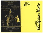 Blackfriars Dance Concert 2009 Playbill by Providence College