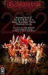 Blackfriars Dance Concert 2012 Poster by Providence College