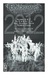 Blackfriars Dance Concert 2012 Playbill