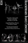 Blackfriars Dance Concert 2013 Poster