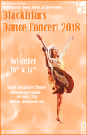 Blackfriars Dance Concert 2018 Poster by Providence College