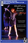 Blackfriars Dance Concert 2019 Poster by Providence College