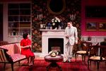 Blithe Spirit Production Photo by Providence College and Gabrielle Marks