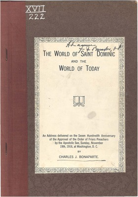 historical catholic and dominican documents special With documents of american catholic history