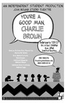 You're A Good Man, Charlie Brown Playbill by Providence College