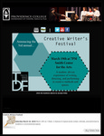 Creative Writer's Festival 2016 Email Promotion by Providence College
