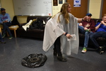 Creative Writer's Festival Production Photo by Providence College and