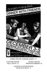 Dinner With Friends Playbill by Providence College