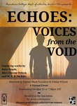 Echoes: Voices from the Void Playbill