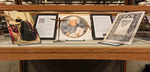 Albertus Magnus: St. Albert The Great Exhibit Case - Photo 1