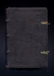 Explicit breviarium ordinem Sancti Dominici (Explicit accounting of the order of St. Dominic) - Cover