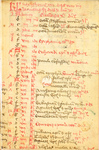 Explicit breviarium ordinem Sancti Dominici (Explicit accounting of the order of St. Dominic) - Register 1