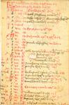 Explicit breviarium ordinem Sancti Dominici (Explicit accounting of the order of St. Dominic) - Register 1