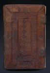 Missale secundum ordinem praedicatorum Ordinis Sancti Dominici (Missal according to the order of St. Dominic, the Order of Preachers) - Front Cover