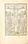 Missale secundum ordinem praedicatorum Ordinis Sancti Dominici (Missal according to the order of St. Dominic, the Order of Preachers) - Plate