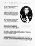 The Travels of John Brennan, Class of 1959 Biography - Page 1 by Providence College Special & Archival Collections