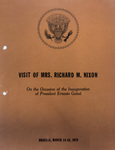 Dossier Of Mrs. Richard M. Nixon's Visit To Brasil by Providence College Special & Archival Collections