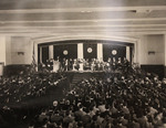 Academic Convocation Photograph by Providence College Special & Archival Collections