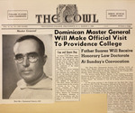 The Cowl: Dominican Master General Will Make Official Visit To Providence College by Providence College Special & Archival Collections