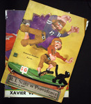 R.I. State Vs. Providence College Football Program by Providence College Special & Archival Collections