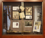 Centennial Exhibit Foyer Case - Photo 1 by Providence College Special & Archival Collections