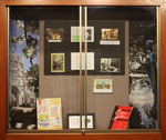 Centennial Exhibit Foyer Case - Photo 6 by Providence College Special & Archival Collections