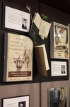 Centennial Exhibit Foyer Case - Detail 1 by Providence College Special & Archival Collections