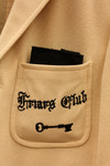 Joseph T. Krzys, Class Of 1964, Friars Club Blazer - Pocket Detail by Providence College Special & Archival Collections