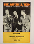 Poster: The Mitchell Trio In Concert At Providence College