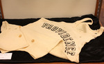 William T. McCue, Class Of 1931 - Basketball Uniform by Providence College Special & Archival Collections