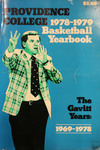 Providence College 1978-1979 Basketball Yearbook by Providence College Special & Archival Collections