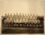 Providence College Football Team Photo by Providence College Special & Archival Collections