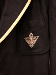 William T. McCue, Class Of 1931 - Athletic Sport's Jacket Pocket Detail