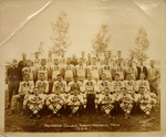 Providence College Varsity Football Team Photo by Paramount Studio