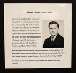 Richard J. Kozik, Class Of 1969 by Providence College Special & Archival Collections