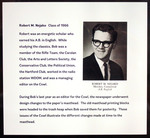 Robert M. Nejako, Class Of 1966 by Providence College Special & Archival Collections