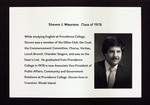 Steven J. Maurano, Class Of 1978 by Providence College Special & Archival Collections
