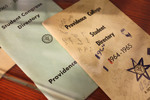 Providence College Student Directories by Providence College Special & Archival Collections