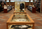 View Of Centennial Exhibit Cases by Providence College Special & Archival Collections