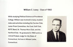 William C. Leary, Class Of 1960