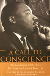 Book: A Call To Conscience by Clayborne Carson, Editor and Kris Shepard, Editor