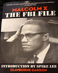 Book: Malcolm X: The FBI File by Clayborne Carson