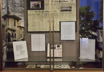 Charter Day Exhibit Case - Photo 1 by Providence College Special and Archival Collections