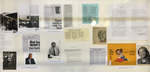 Civil Rights At PC Exhibit Case - Photo 1 by Providence College Special & Archival Collections