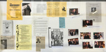 Civil Rights At PC Exhibit Case - Photo 2 by Providence College Special & Archival Collections