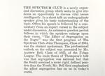 Veritas Description Of The Spectrum Club