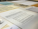 Civil Rights At PC Exhibit Case - Photo 3